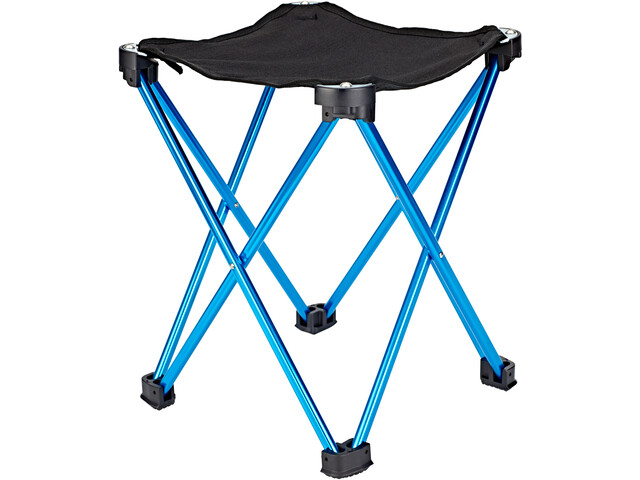 CAMPZ Folding Stool Ultralight L, blue